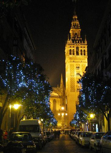 3 things to do in Seville this Christmas