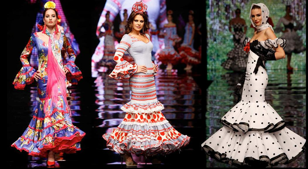 18th edition of the seville international flamenco fashion