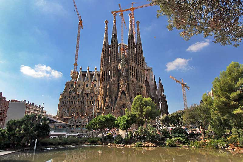 Sagrada Familia Video