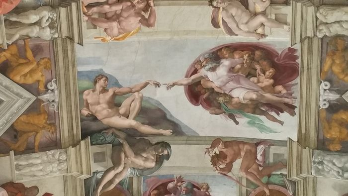 Visit the Vatican in Rome, Sistine Chapel