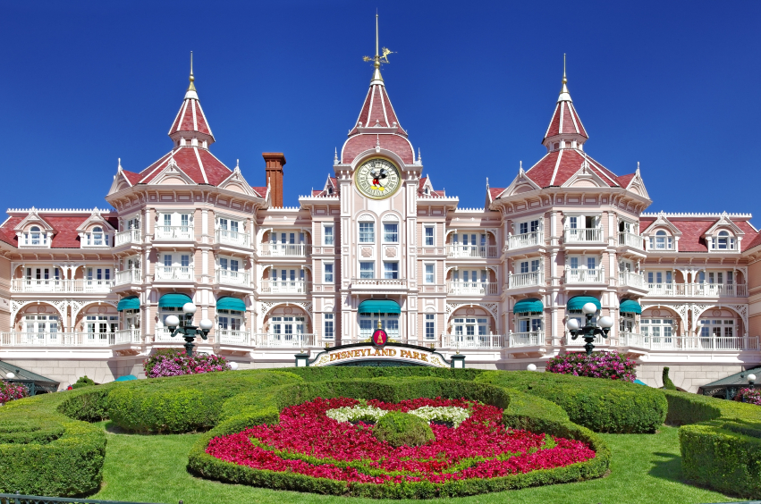 disneyland paris facts for kids
