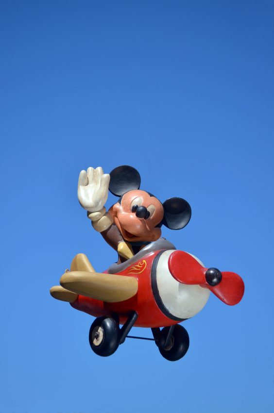 disneyland paris facts for kids mickey