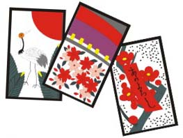 Typical Japanese playing cards will be exhibited in Valencia's Japan Week 2012