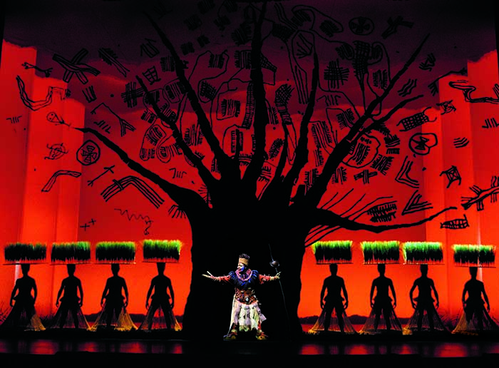 London Lion King Musical