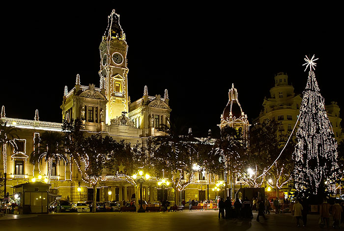 New Year's Eve in Valencia
