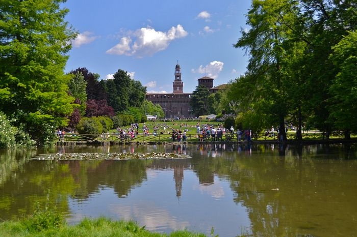 The Best Areas to Stay in Milan: Parco Sempione