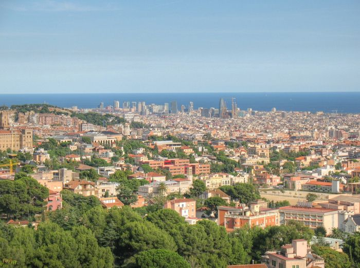 Best views Barcelona